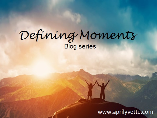 Defining Moment  2  One Unexpected Person Can Change Your